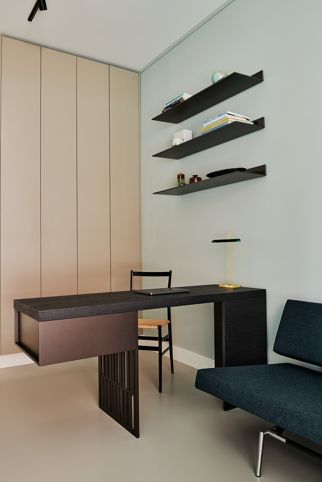 project new build apartment